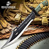 9001022 United Cutlery Marine Force Recon Sawback Bowie Knife