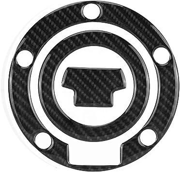 Motorrad Tank Aufkleber Ebtools Kohlefaser Motorrad Tankdeckel Pad Abdeckung Aufkleber Für Yzf R1 R6 Kohlefaser Abdeckung Gel Auto