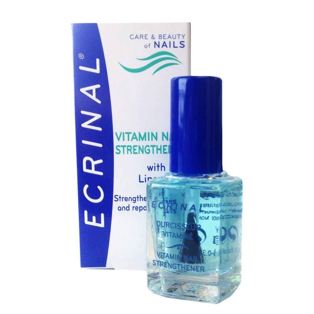 Professional Nail Hardener: Amazon.com : Ecrinal New Nail Repair Serum