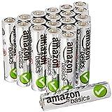 AmazonBasics Performance Batterien Alkali, AAA, 20 Stück (Design kann von Darstellung abweichen)