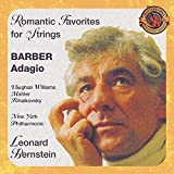 Barber's Adagio and other Romantic Favorites for Strings [Expanded Edition] by Leonard Bernstein