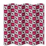 Arizona Cardinals NFL Fabric Shower Curtain (72x72)