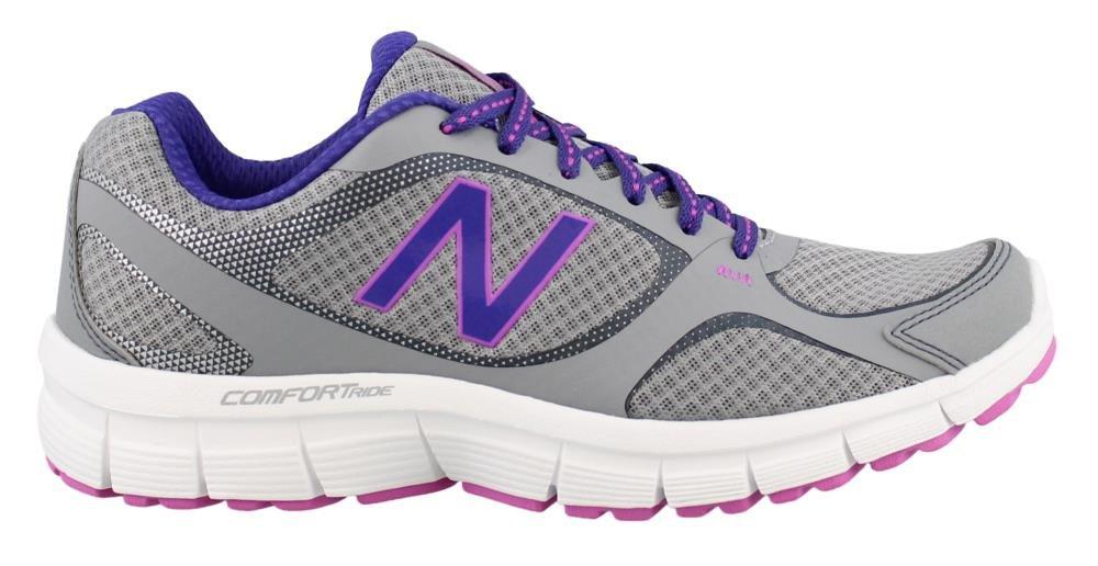 New Balance Women's 543v1 Comfort Ride Running Shoe B0195INZXG 6 D US|Steel/Titan