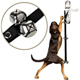 Color Scissor Puppies Dog Doorbells for Dog Housetraining and Housebreaking for Potty Training Your Puppy