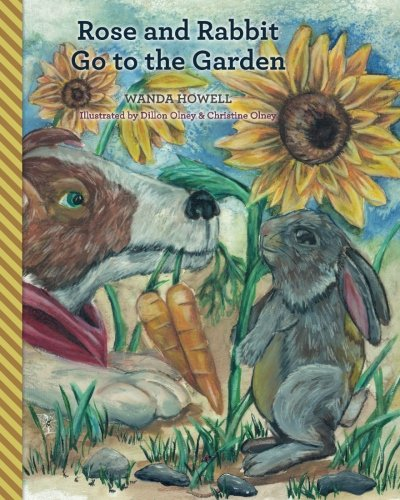 Read Online Rose and Rabbit Go to the Garden pdf epub