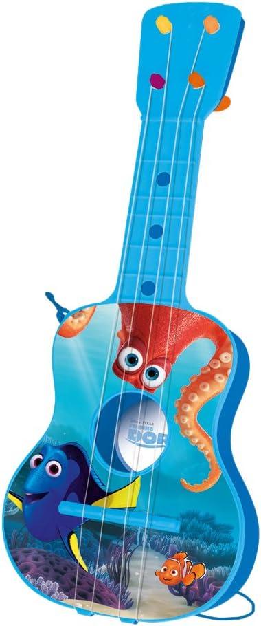 REIG Musicales 5491 - Guitarra con 4 Cuerdas, diseño de Dory ...