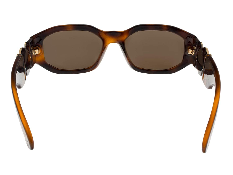 a1c4b71c7452 Amazon.com  Versace VE4361 Sunglasses 521773-53 - Havana Frame ...