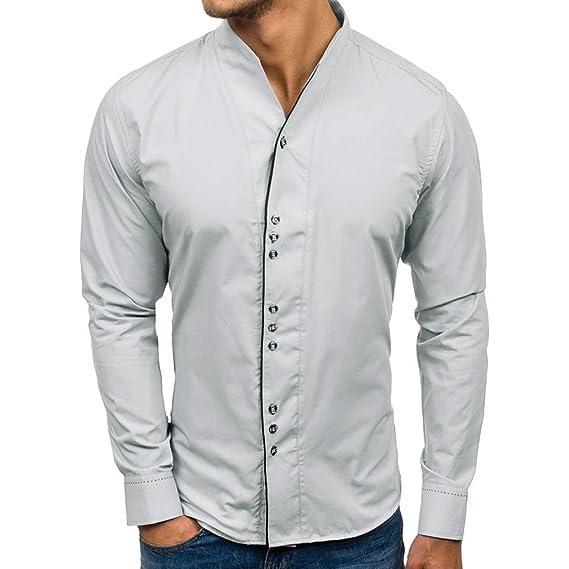 Camisas De Hombre La Vespita, Modaworld Camisas Slim Fit ...