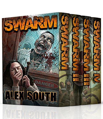 Swarm Box Set by [South, Alex]