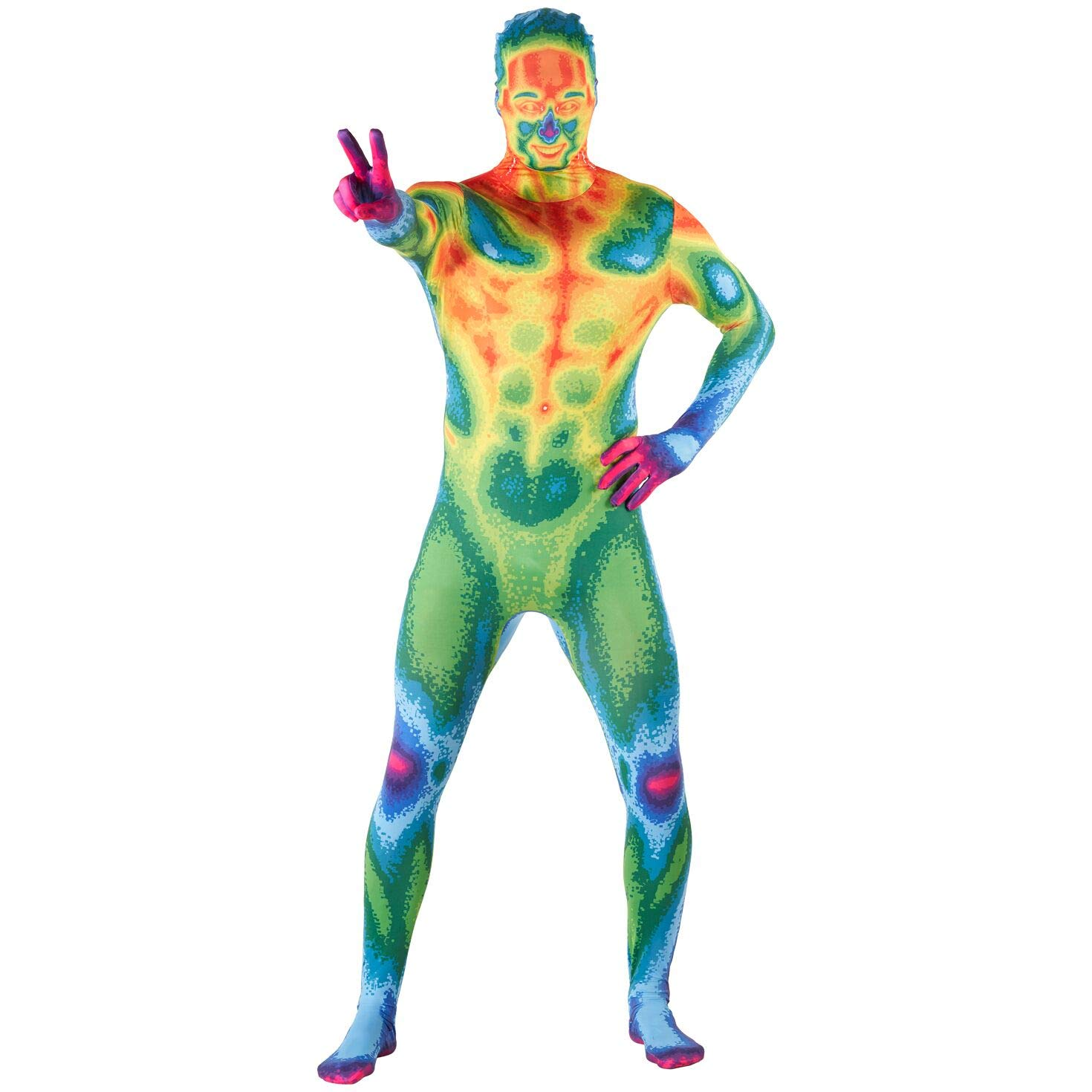 Amazon.com: Morphsuits - Disfraz de Halloween para adultos ...