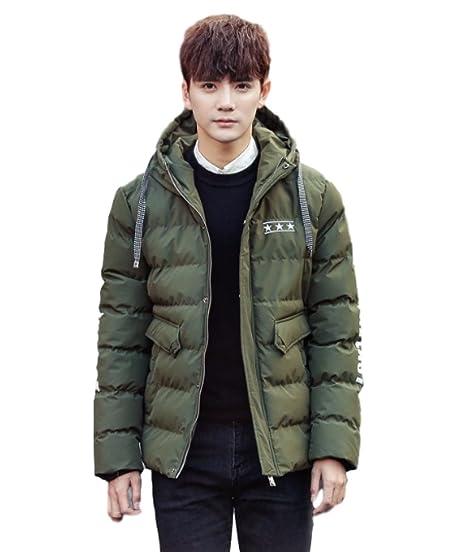 (マガザンレーブ) mgzan rev メンズ ファッション 冬 服 カジュアル フード付き 中綿 コート ジャケット アウター 防寒 上着 DA,6