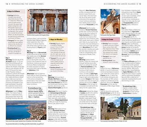 DK Eyewitness Travel The Greek Islands (Eyewitness Travel Guide)