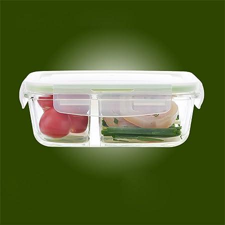 Cartucho nuevo horno recipiente de cristal para su almuerzo en ...