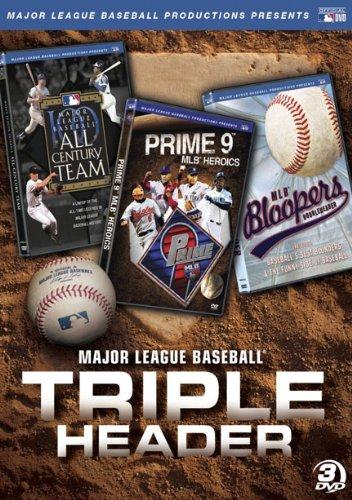 Major League Baseball Triple Header [DVD]