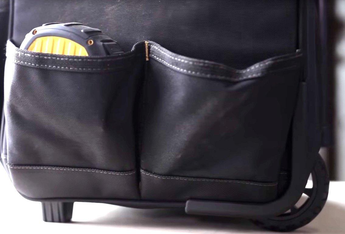 DEWALT DGL571 Lighted Roller Tool Bag, 18 in. by DEWALT (Image #1)