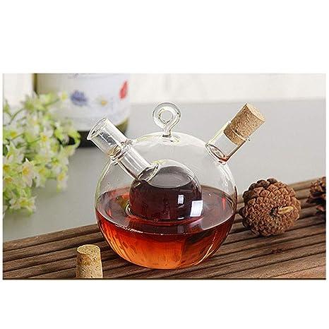 HYRL Botella de Aceite de Vidrio de Alta Temperatura pulverizador de Soja vinagre de Aceite Botella