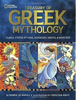 amazon com national geographic kids everything mythology begin