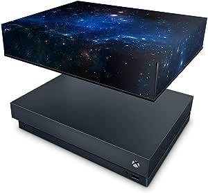 Capa Anti Poeira para Xbox One X - Universo Cosmos