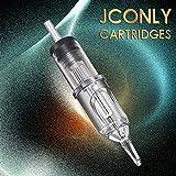 Jconly Tattoo Cartridges Needles - 100pcs Mixed