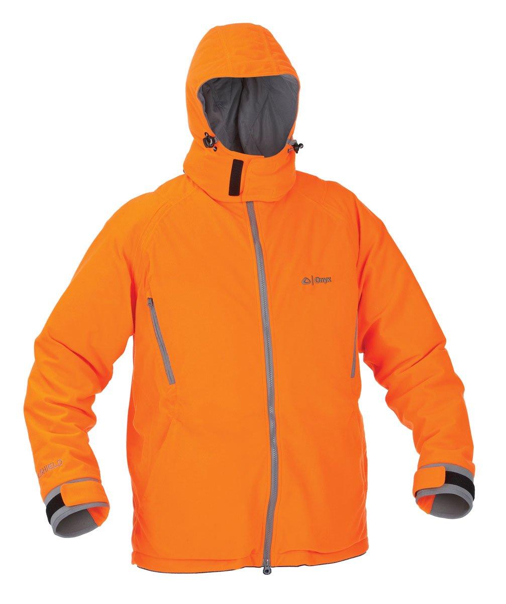 Onyx-Arctic Shield-X-System Unisex Performance fit jacket, Blaze Orange, Large