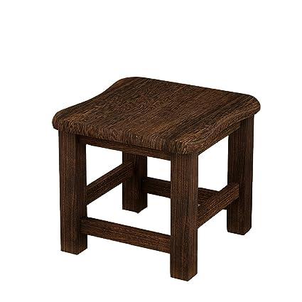 Amazon.com: LQQGXL European chair Stool home modern small bench ...