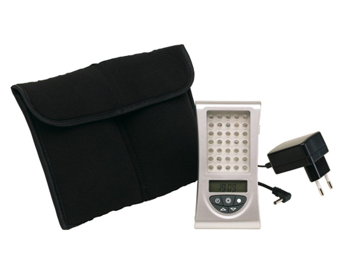 Lichttherapie Wohlfühllicht als Lichtdusche 35 LED + Tasche product image