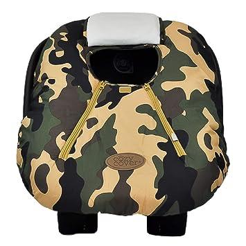 Cozy Cover Infant Car Seat Camo