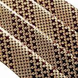 Chocolate Transfer Sheet: ''Ploc.'' 15 sheets per pack. Sheet Size: 16''x10''