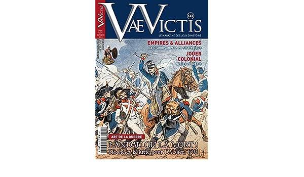 Vae Victis n°141 Wargame Landau ou la Mort!