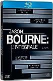 Jason Bourne - L'Intégrale - [Edition Limitée - Boitier Métal] - Intégrale Blu-Ray 1 à 4 [Pack Collector boîtier SteelBook]