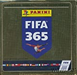 2016 Panini FIFA 365 Stickers MASSIVE 50 Pack Factory Sealed Box with 350 Stickers! Look for Top Soccer Super Stars from around the World including Lionel Messi, Neymar Jr., Ronaldo & Many More!