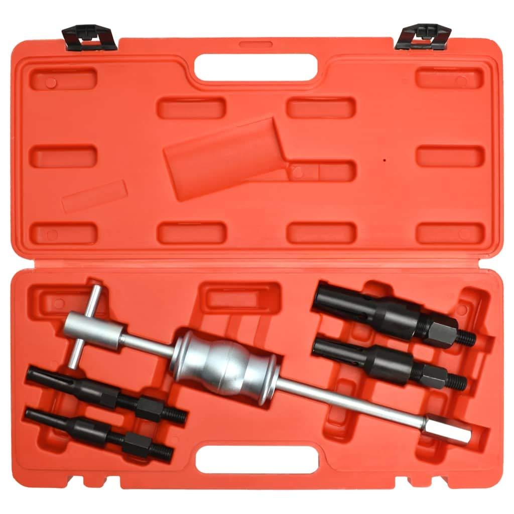 vidaXL Coffret Extracteur de Roulement Int/érieur 10-32 mm Outils de Garage