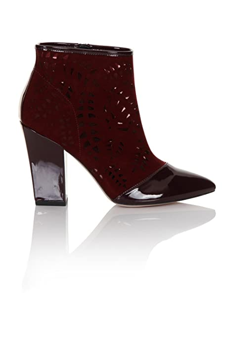 Mujer Calzado Botas Y 37 Talla Little Eu Color Zapatos Para Rojo Complementos Amazon es Mistress wgxqBp1