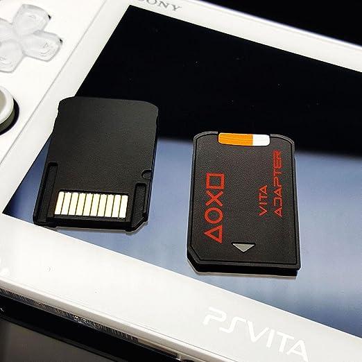 Amazon.com: Phoneix sd2vita versión 3.0 para PSVita tarjetas ...