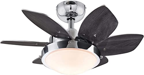 Westinghouse Lighting 7236600 Quince Indoor Ceiling Fan