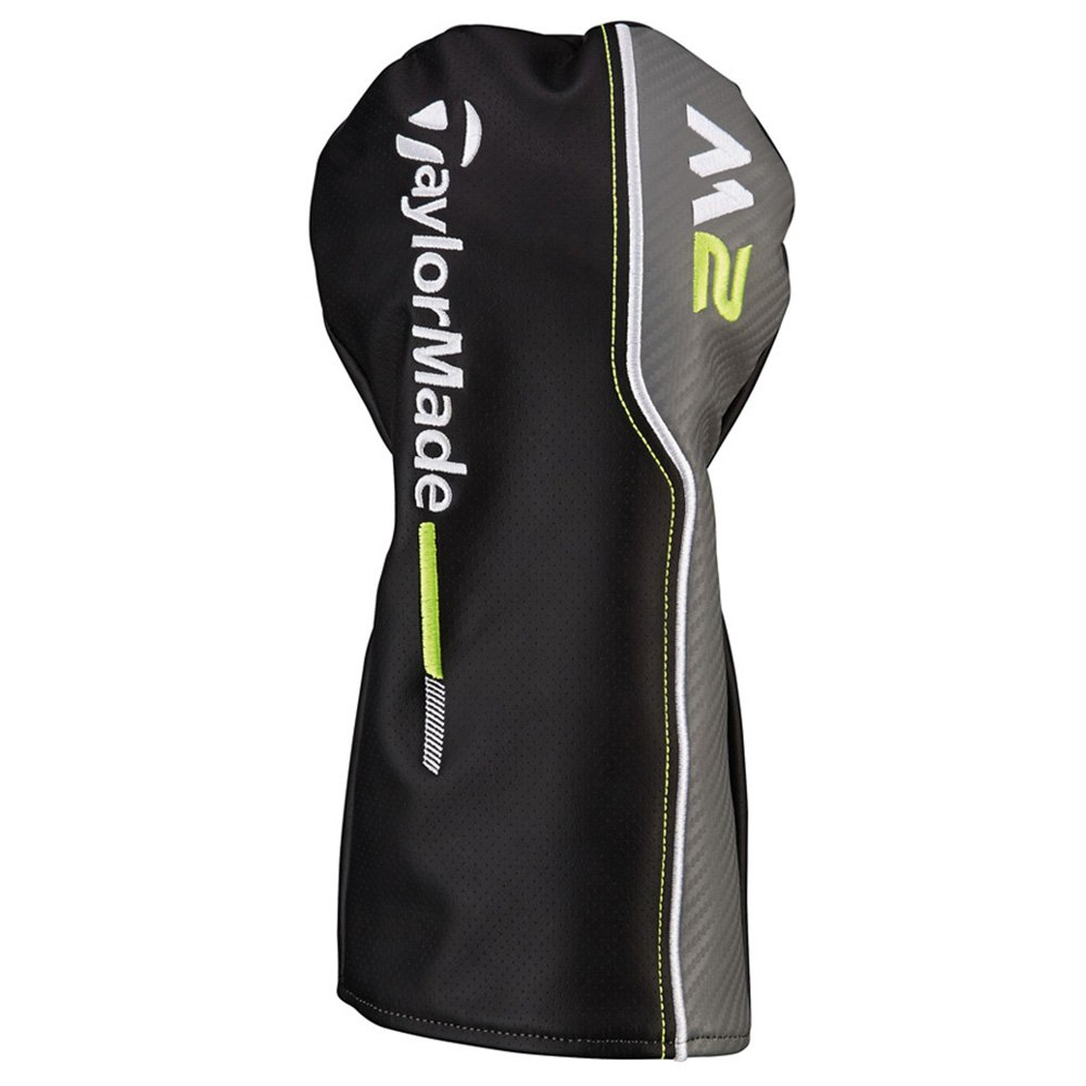 TaylorMade New 2017 M2 Black/Gray/Lime Green Leather Driver Headcover by TaylorMade
