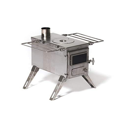 Winnerwell Portable Precision Stainless-Steel Stove