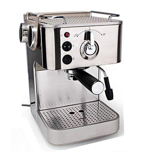 DSKJ Maquina De Cafe Cafetera Semi Automática De Café En ...