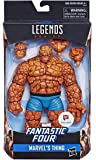 Marvel Legends La Mole (The Thing) Los 4 Fantásticos (Fantastic 4)