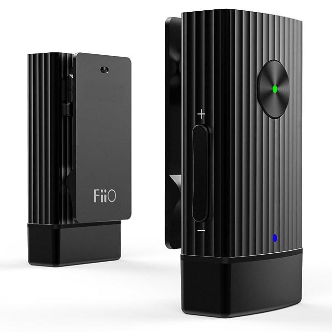 FiiO - BTR1 - Amplificador para auriculares Bluetooth aptX: Amazon.es: Electrónica