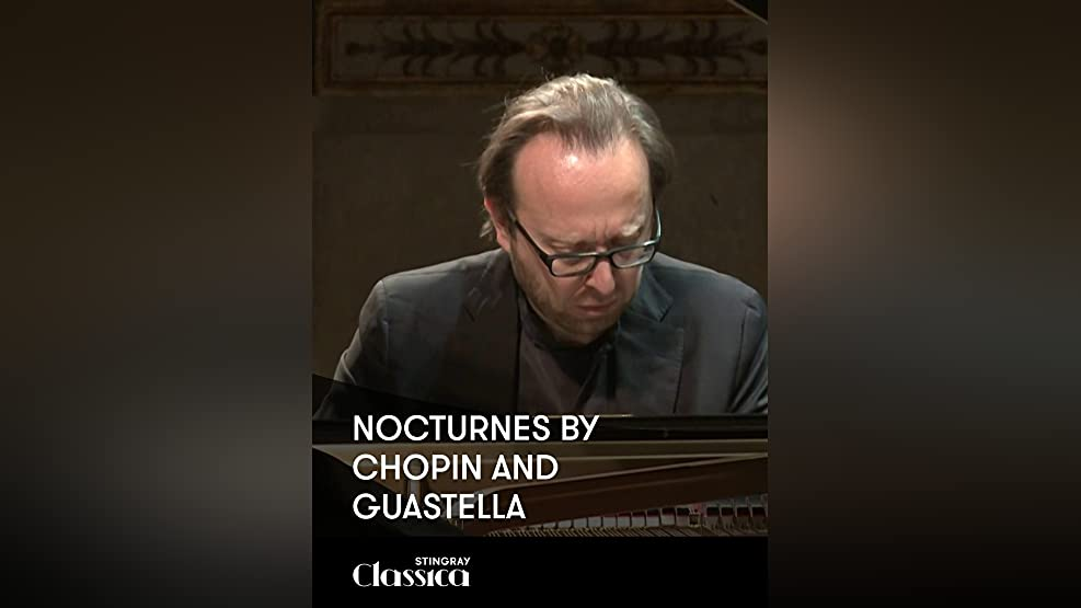 Nocturnes by Chopin and Guastella