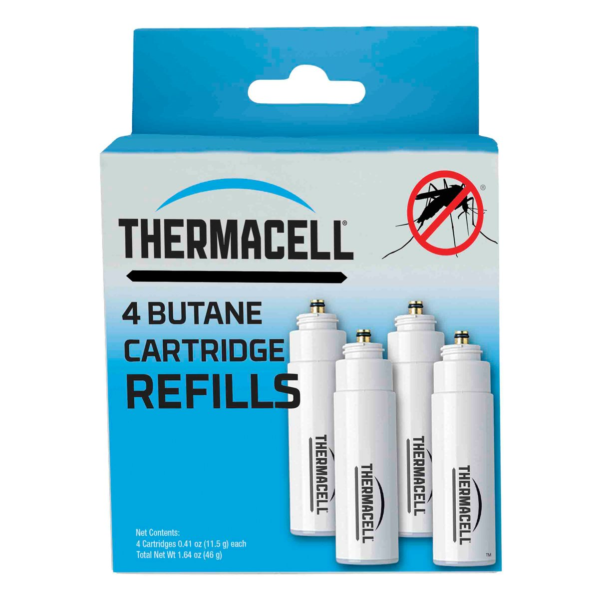Thermacell C-4 Fuel Cartridge Refill, 4-Pack by Thermacell (Image #1)