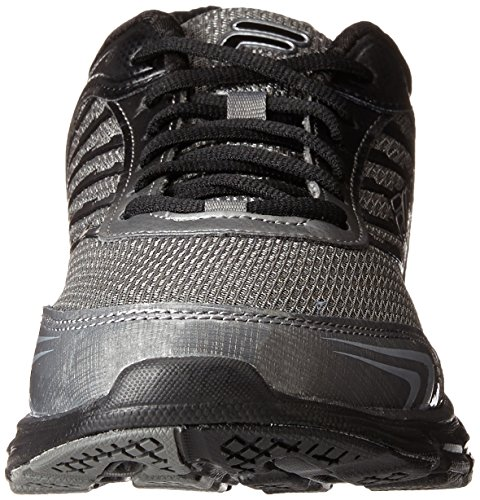 Fila Maranello zapatillas de running Dark Silver/Black/Metallic Silver