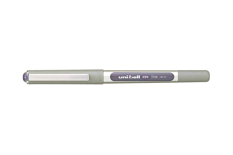 uni Eye Fine UB157 Tintenroller 8 St/ück farblich sortiert