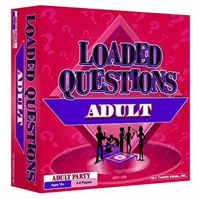 Loaded Questions - Adult Version by All Things Equal