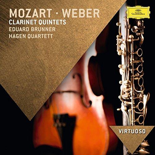 VIRTUOSO: Mozart & Weber Clarinet Quintets (Clarinet Virtuoso)
