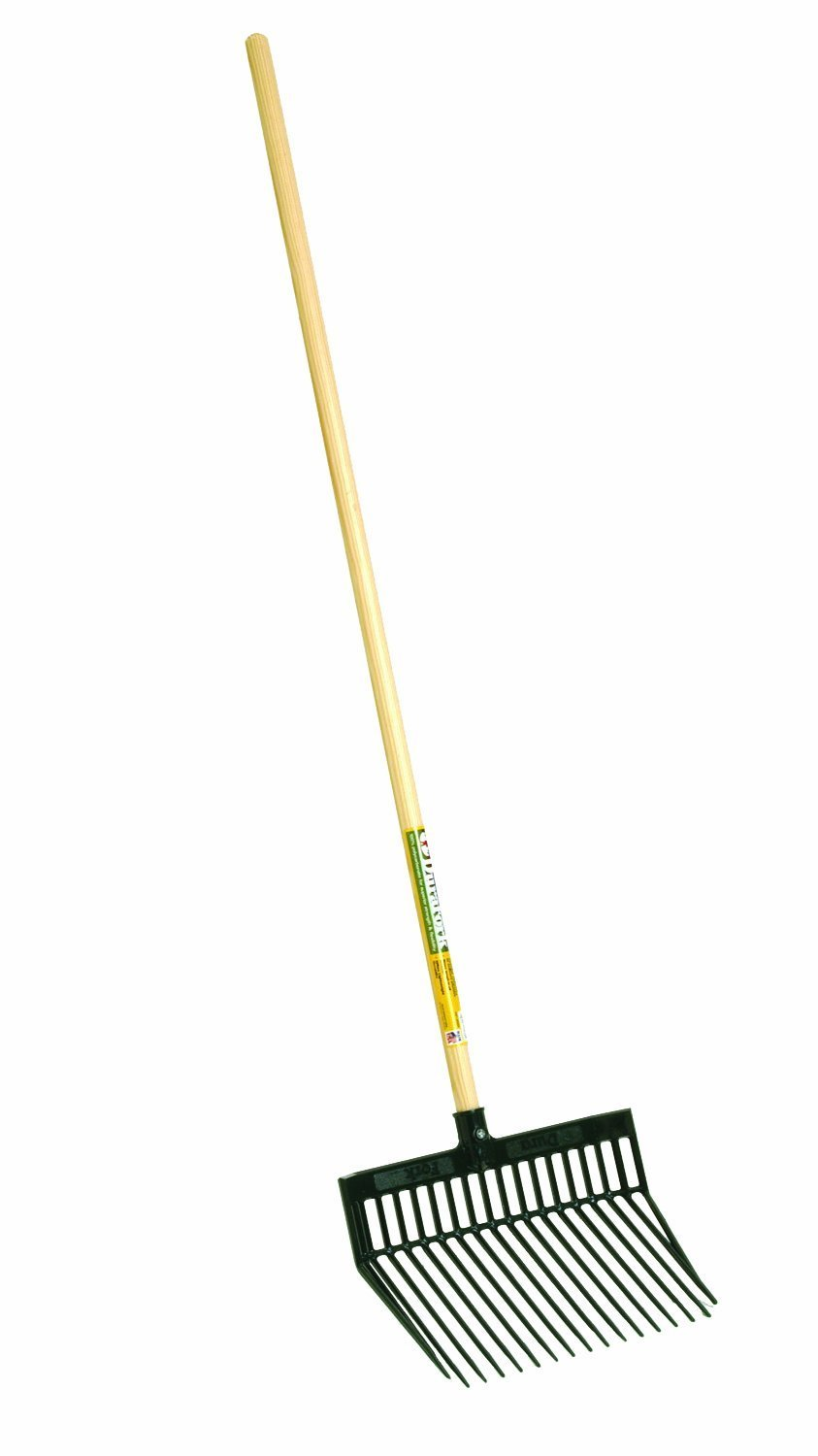 Little Giant PDF1 Green Digging Forks