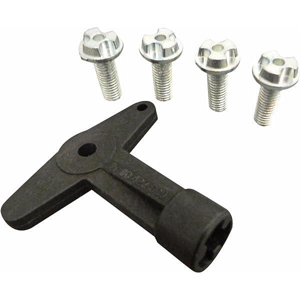 Precision Extended 40mm Locking Nut Bolts for Ćhevrolet Astra PN.SFP-B1740198