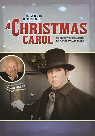 Original Christmas Carol Movie.Amazon Com A Christmas Carol Anthony D P Mann Colin