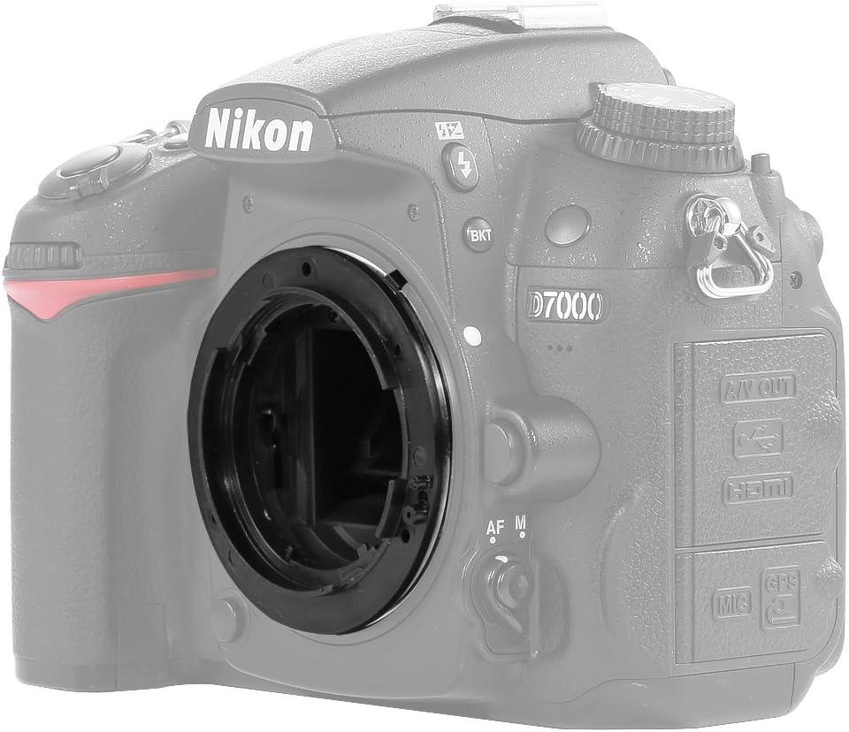 Neewer - Anillo Bayoneta de montura para Nikon (18-15, 18-105, 55 ...